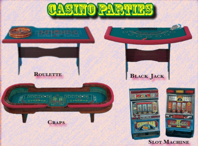 Casino Party Rentals & Party Services NYC