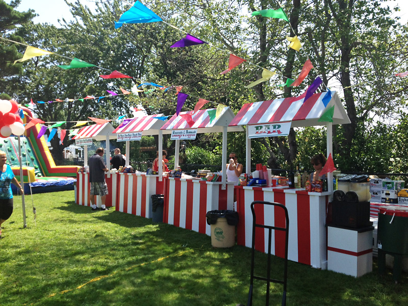 Send In The Clowns Entertainment Corp New York Concessions For Party Events And
