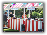 Carnival Stand - Great for any Carnival Theme! Can be used to serve food, prizes, tickets, bar and more...