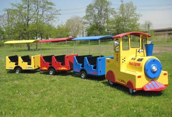 Cars For Kids >> Send In The Clowns - Mechanical Rides